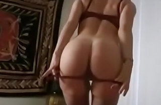 Mom suck black dick blowjob and her stepson