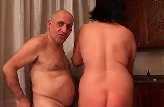 Mature couple having sex where this