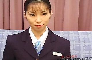 Bukkake Airline Japanese Uncensored Shinjo Yuki