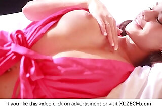 Perfect teen showing pussy and masturbating