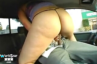 Park up and ride his big dick