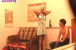 I fucked sexy teacher after classes in top sex teacher videos