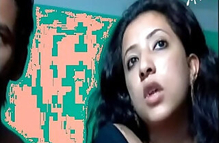 Cute Muslim Indian college Girl Fucked By Husband On Webcam