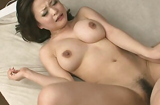 Gorgeous babe teasing and fondled with sex toy