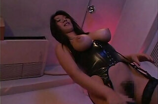Poor slaves suffer endless back from mistress