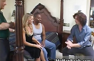 Chelsea Zinn is in an interracial marriage but so in top marriage videos