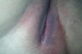 bbw self cunt spanking
